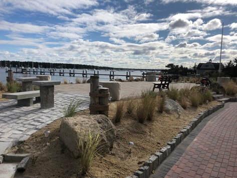 Tarbor Academy Pier Landscape Design
