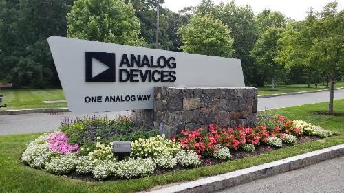 Analog Devices Signage