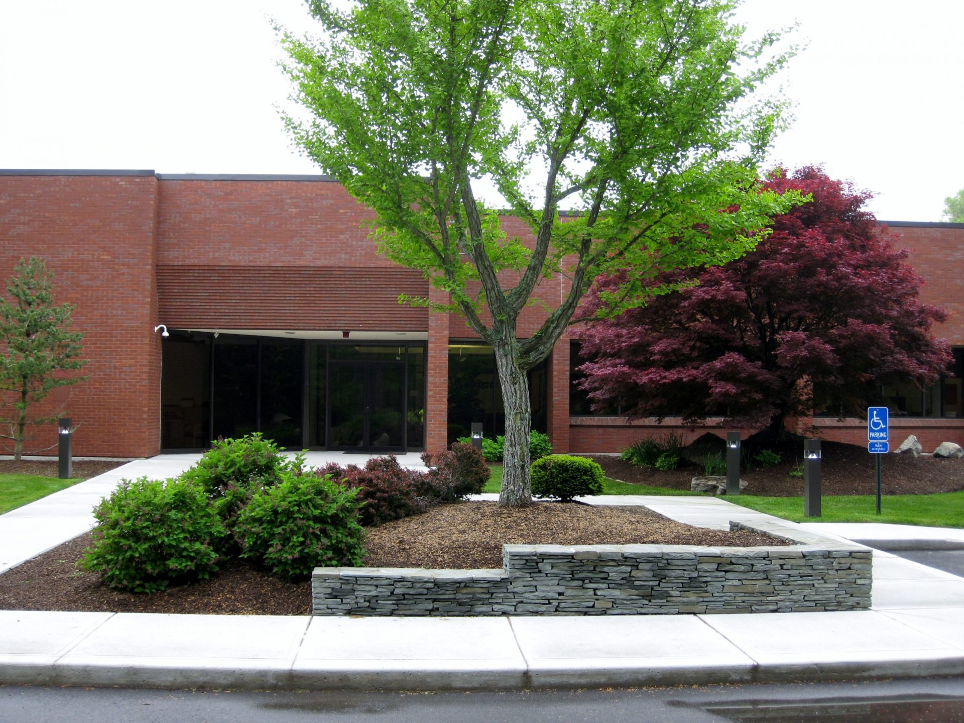 Public and Municipal Building Landscaping
